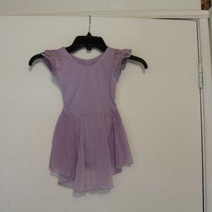 MDNMD Leotard Dance Ballet Violet AM000001